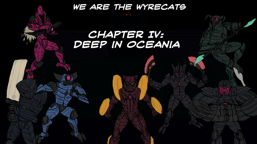 Wyrecats Chapter 1984